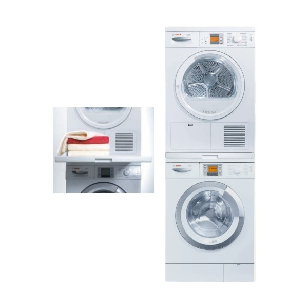 Kit superposition lave linge seche linge conforama - Meuble superposition lave linge seche linge ...
